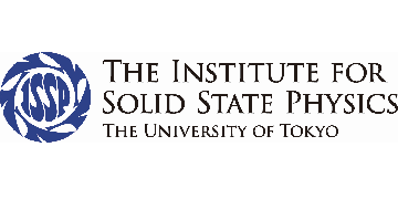 The Institute for Solid State Physics, The University of Tokyo logo