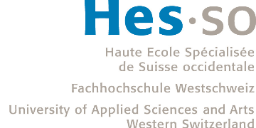 HES-SO logo