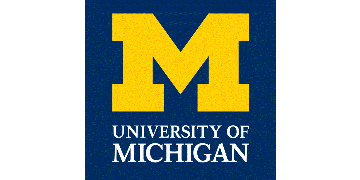 The University of Michigan logo