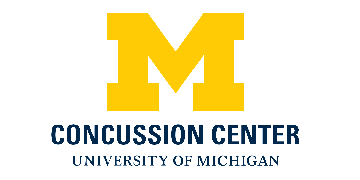 University of Michigan Concussion Center logo