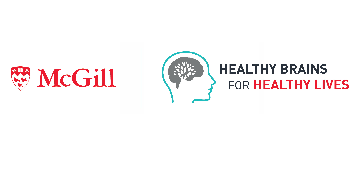 Healthy Brains for Healthy Lives, McGill University logo