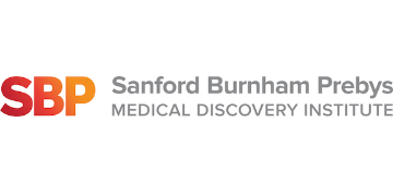 Sanford Burnham Prebys Medical Discovery Institutr logo