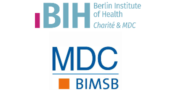 The Berlin Institute of Health (BIH) logo