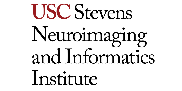 USC Mark and Mary Stevens Neuroimaging and Informatics Institute logo
