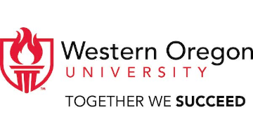 Western Oregon University logo