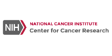 Center for Cancer Research, National Cancer Institute logo