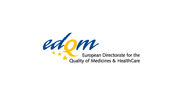 COUNCIL OF EUROPE - EDQM logo