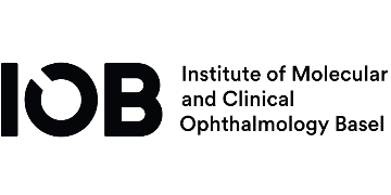 The Institute of Molecular and Clinical Ophthalmology Basel (IOB)  logo