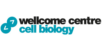 Wellcome Centre for Cell Biology, University of Edinburgh logo