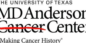 The University of Texas, MD Anderson Cancer Center logo