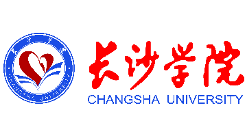 Changsha University logo