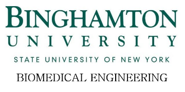 Binghamton University Biomedical Engineering logo