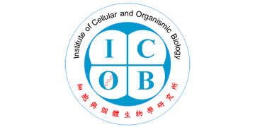 The Institute of Cellular and Organismic Biology (ICOB), Academia Sinica logo