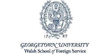Georgetown University, School of Foreign Service logo