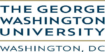Chemistry Department, George Washington University logo