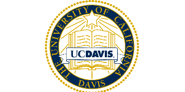 UC Davis Genome Center logo