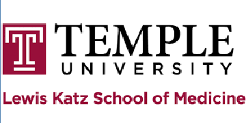 Temple University Lewis Katz School of Medicine/CMDR logo