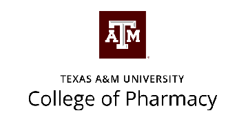 Texas A&M University College of Pharmacy logo