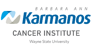 Wayne State University Barbara Ann Karmanos Cancer Institute logo