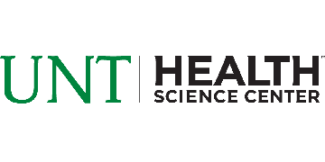 The University of North Texas Health Science Center logo