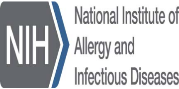 The National Institute of Allergy and Infectious Diseases (NIAID) logo