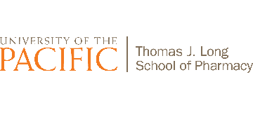 University of the Pacific, Thomas J. Long School of Pharmacy logo