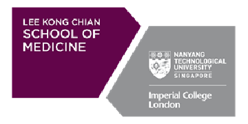 Lee Kong Chian School of Medicine  logo