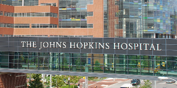 Johns Hopkins University logo