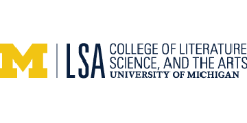 The College of Literature, Science, and the Arts (LSA) at the University of Michigan logo