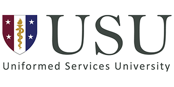 Uniformed Services University of the Health Sciences (USUHS) logo