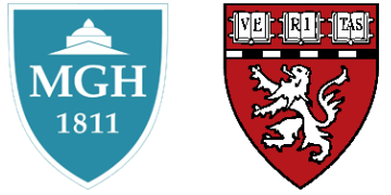 Massachusetts General Hospital / Harvard Medical School logo