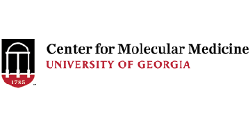 The University of Georgia - Center for Molecular Medicine logo