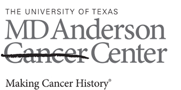 U.T. MD Anderson Cancer Center logo