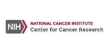 Vaccine Branch, Center for Cancer Research, National Cancer Institute, NIH logo