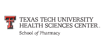 TTUHSC School of Pharmacy logo