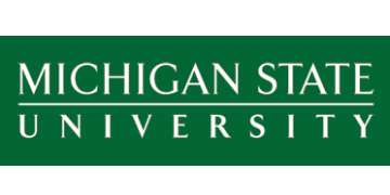 Department of Fisheries and Wildlife Michigan State University logo