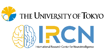 International Research Center for Neurointelligence, The University of Tokyo  logo