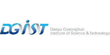 DGIST(Daegu Gyeongbuk Institute of Science & Technology) logo