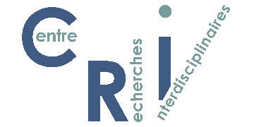 CRI - Center for Research and Interdisciplinarity logo