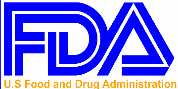 US Food and Drug Administration (FDA) logo