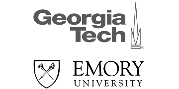 Wallace H. Coulter Department of Biomedical Engineering at Georgia Tech and Emory Univeristy logo