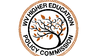 West Virginia Higher Education Policy Commission Division of Science & Research logo