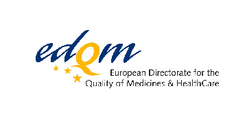 COUNCIL OF EUROPE EDQM logo