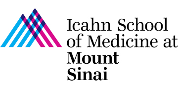 Icahn School of Medicine at Mount Sinai, NCI designated Cancer Center, Academic Medical School logo