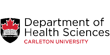 Department of Health Sciences, Carleton University logo