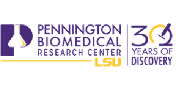 Louisiana State University-Pennington Biomedical Research Center logo