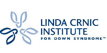 Linda Crnic Institute for Down Syndroem logo