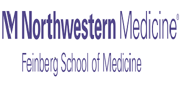 Northwestern University, Feinberg School of Medicine, Center for Genetic Medicine logo