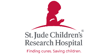 St. Jude Children's Research Hospital logo