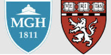 Massachusetts General Hospital & Harvard Medical School  logo